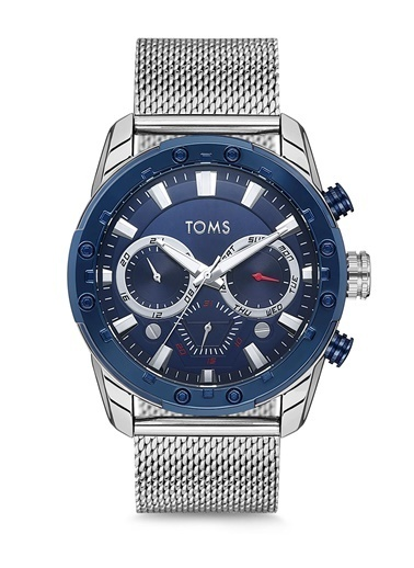 Toms Watch Saat Gümüş